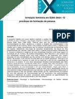 A questão da formação feminia - Edith Stain.pdf
