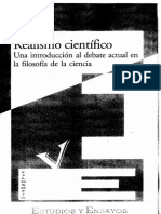 Dieguez, Antonio - Realismo Cientifico