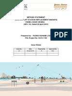Fugro - Method Statement_for Geotechnical Investigation