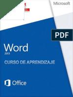 Manual Word 2013 RicoSoft