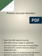 Muschi Si Boli Musculare