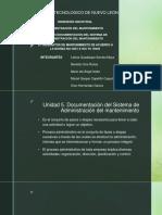 REQUISITOS DE MANTENIMIENTO DE ACUERDO A LA NORMA ISO 9001 E ISO TS 16949