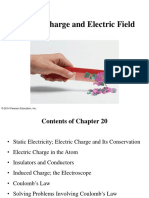Pearson Electrostatics
