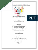Informe Proyecto Electronicos 2
