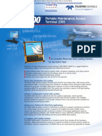 PMAT 2000 Specification Sheet
