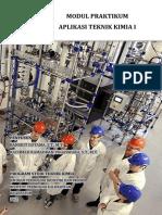 Modul Praktikum Aplikasi Teknik Kimia I