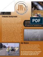 JW's Pipeline Integrity Services
