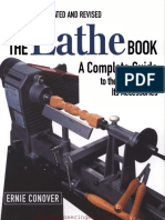 The Lathe Book a Complete Guide to the Machine and Its Accessories
