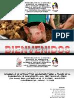 PRESENTACIÓN PROYECTO SOCIOINTEGRADOR (SUBPRODUCTOS DEL CERDO-EL ESTERO).pptx