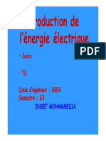 Production d Energie