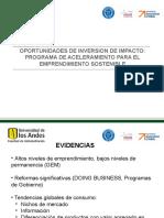9. Andres Guerrero - Programa de Acceleramiento II Foro