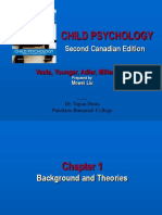 29. Child Psychology -Chapter-1 Background and Theories