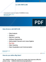 Big Data Analytics With Mat Lab