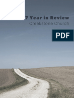 2017 Creekstone Year in Review