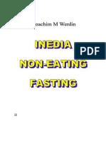 Inedia / Breatharianism / Fasting