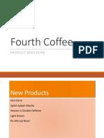 Coffee Product Brochure