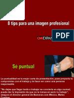8 Tips Para Una Imagen Profesional