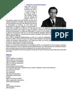 Biografia Julio Ramon Ribeiro