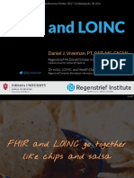 2017 12 06 -  LOINC on FHIR