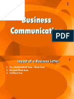 Business Communication - EnG301 Power Point Slides Lecture 17-1