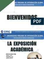 La Exposicion Academica