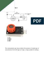 Alcohol Sensor MQ3