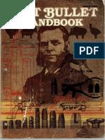 Lyman Cast Bullet Handbook - 3rd Edition - 1980