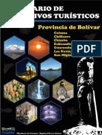 Inventario de sitios turísticos de la provincia Bolívar