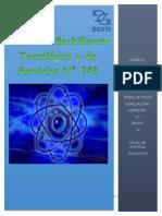 INVESTIGACION DE TEMAS DE FISICA ONDAS ELECTRO MAGNETICAS.docx