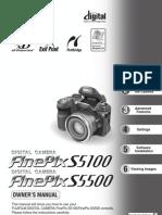 Finepix s5500 Manual