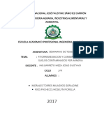 ST1.Fitorremediacion y Conservacion de Suelo Contaminado Por Mineria.morales.rios.Primer Avance.25 de Abril .