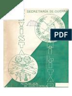 Revista Militar de Guatemala