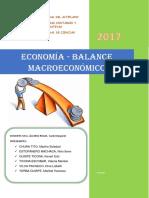 Proyecciones Macroeconomicas g4 Finallllllllllllllll