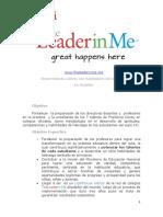 Proyecto Líder en Mí