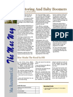 Newsletter June 2010 - 2