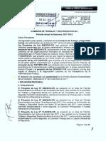 PROYECTO DE LEY DE NEGOCIACIÓN COLECTIVA EN EL SECTOR ESTATAL