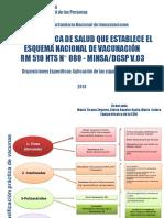 04 Nuevo Esquema de Vacunación Disp Esp Vacunas 20-8-2013.
