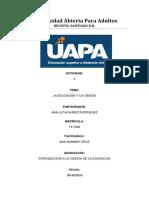 Intro. Educacion Actividades-UnidadII. (1)