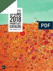 Spring 2018 Chronicle Books Frontlist Catalog
