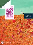 Spring 2018 UK Chronicle Books Frontlist Catalog