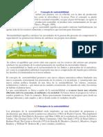 desarrollo sustentable unidades