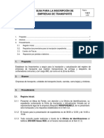 Guía Para Registro de Transportistas DPWC