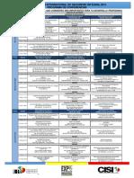 Programa Cisi 2015 Oficial