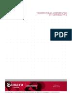 Informacion Importacion Documentos Aduanas Intrastat Incoterms Medios de Pago