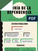 Teoría de La Dependencia Sánchez Esteves Ricardo Jonathan