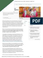 Aimaras, Los Indígenas Que Lideran El Comercio en Bolivia - Latinoamérica - ELTIEMPO