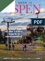 Summer in Aspen 2017