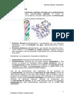 BIOMOLECULAS - AminoAcidos y Proteinas (F)