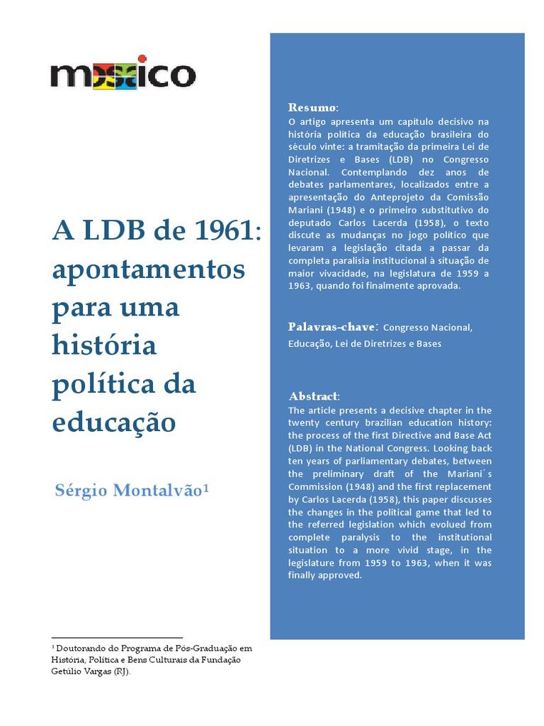 A LDB De 1961
