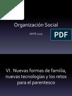 Nuevas Formas de Familia, Nuevas Tecnologías y Los Retos Para El Parentesco (1)